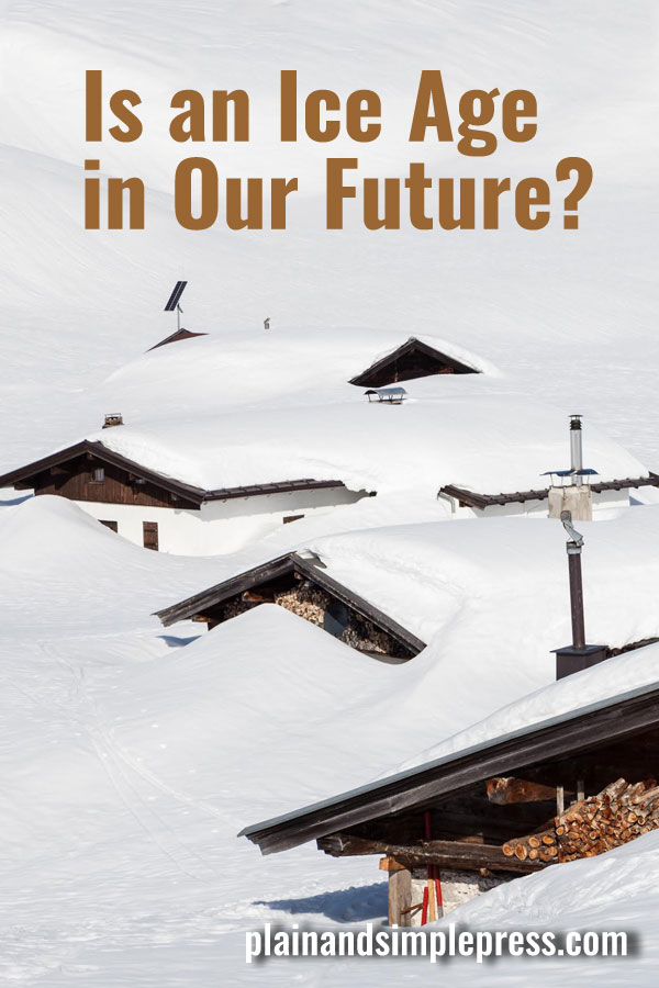 Is an ice age in our future? In a word, yes. So the world we see in the Fire-Rider books is not at all fantastic. In fact, it describes the future of humanity, at least in North America, pretty accurately.