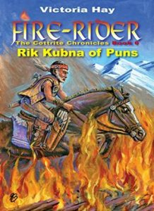 Fire-Rider Rik Kubna of Puns