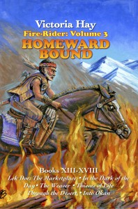 Homeward Bound Fire-Rider collected stories