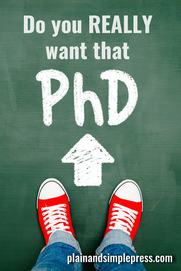 Do you REALLY want that Phd? Too many young men and women who go into Ph.D. and MFA programs have no idea what awaits them. Food for thought about college programs.