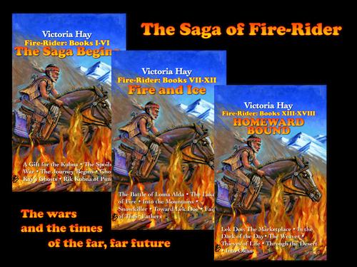 BookAds FireRider