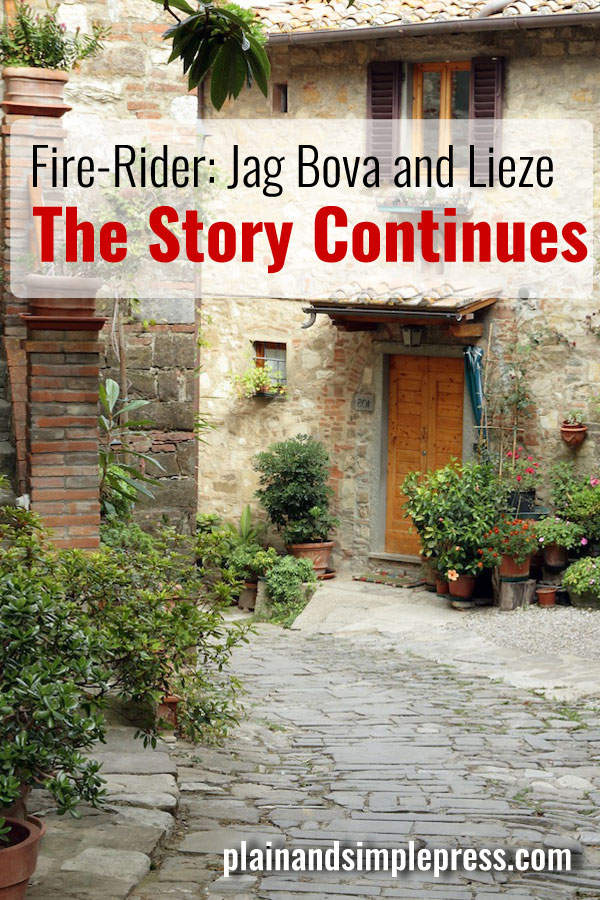 The latest free story in the Fire-Rider book series continues here.